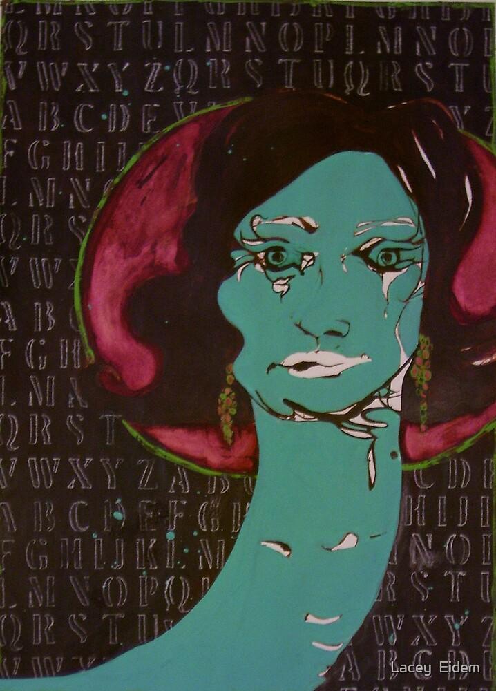 dinolady by Lacey  Eidem