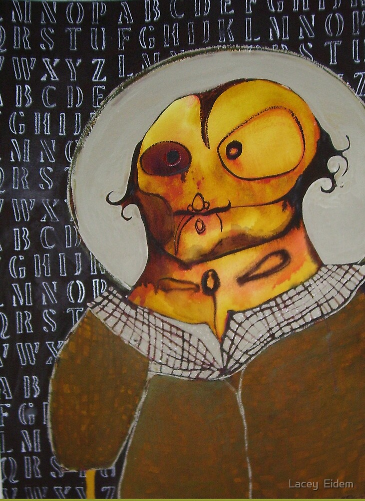 sir o face by Lacey  Eidem