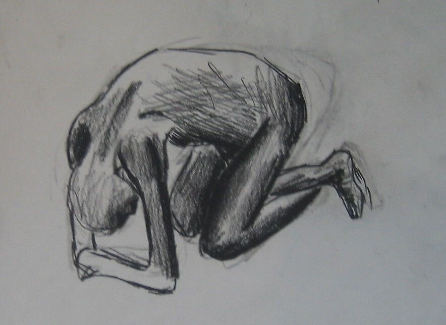 Figure Study 3 by AngryGoldfish