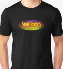 Star Tropics NES Cover Unisex T-Shirt