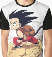 Kid goku Graphic T-Shirt