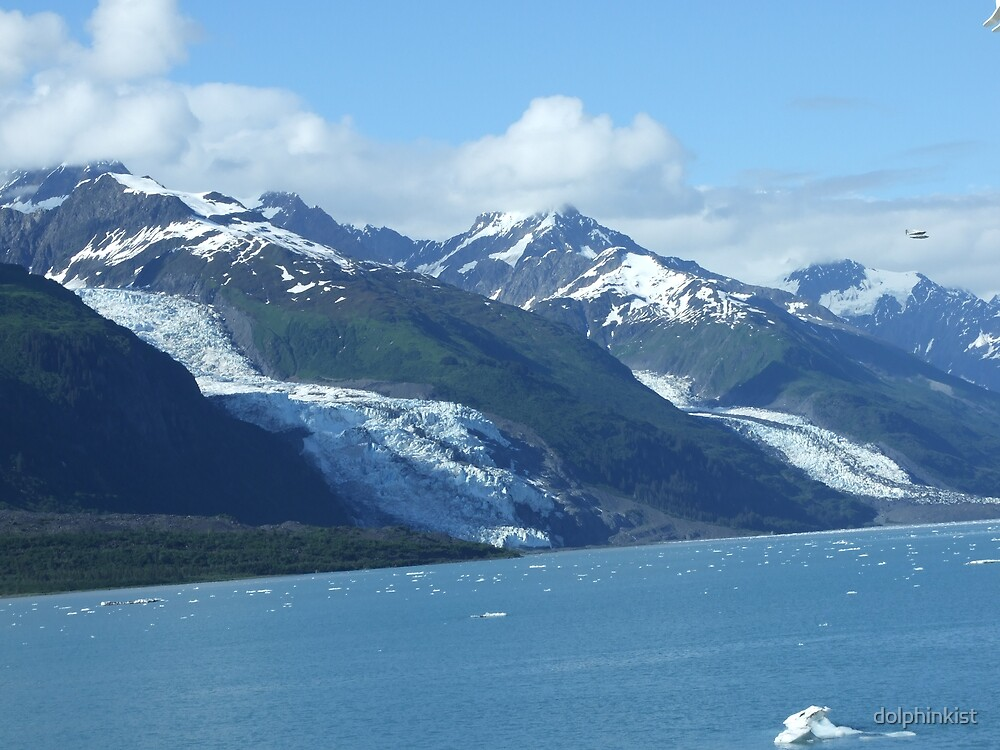 The Glaciers by dolphinkist