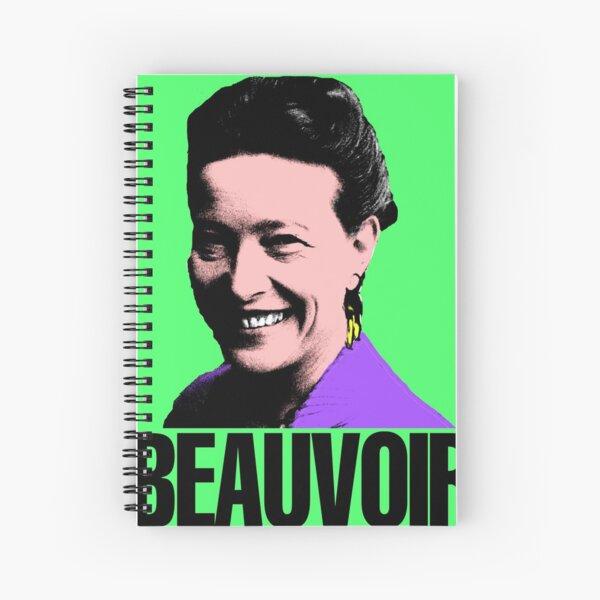 Simone de Beauvoir Pop Cuaderno de espiral