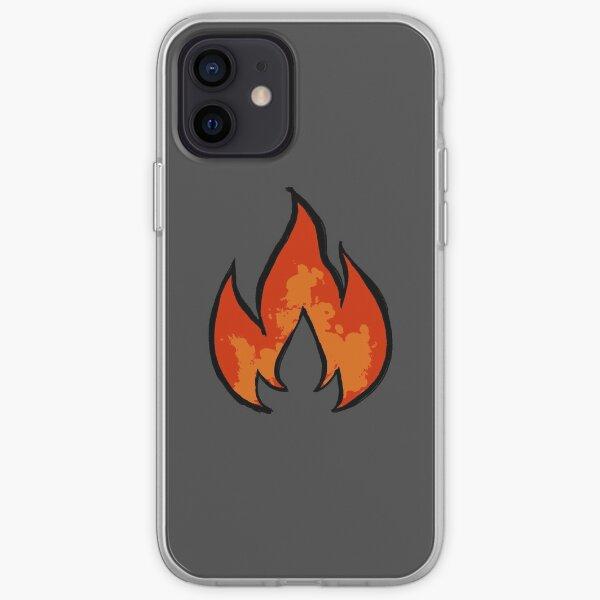 LUZIS FLAMME iPhone Flexible Hülle