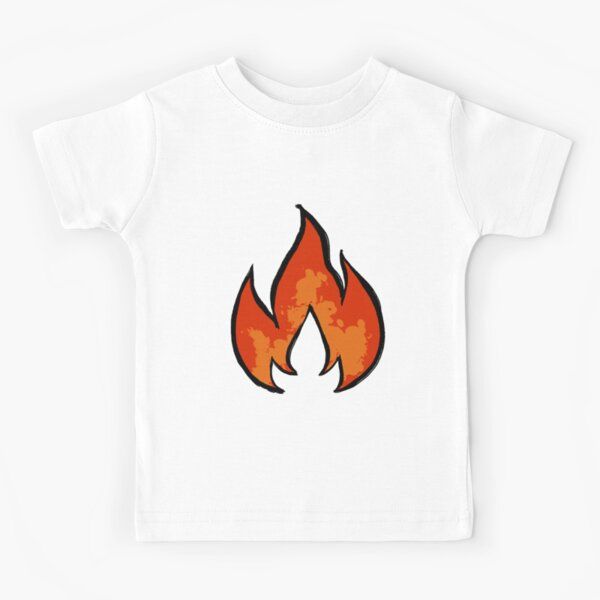 LUZIS FLAMME Kinder T-Shirt