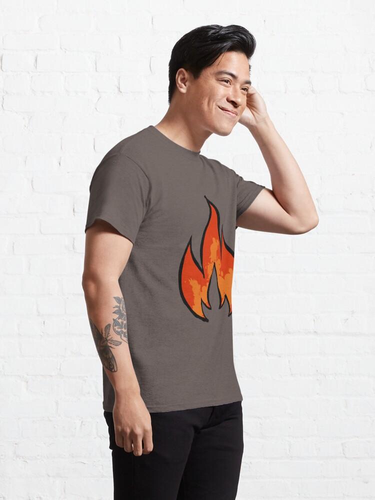 Alternative Ansicht von LUZIS FLAMME Classic T-Shirt