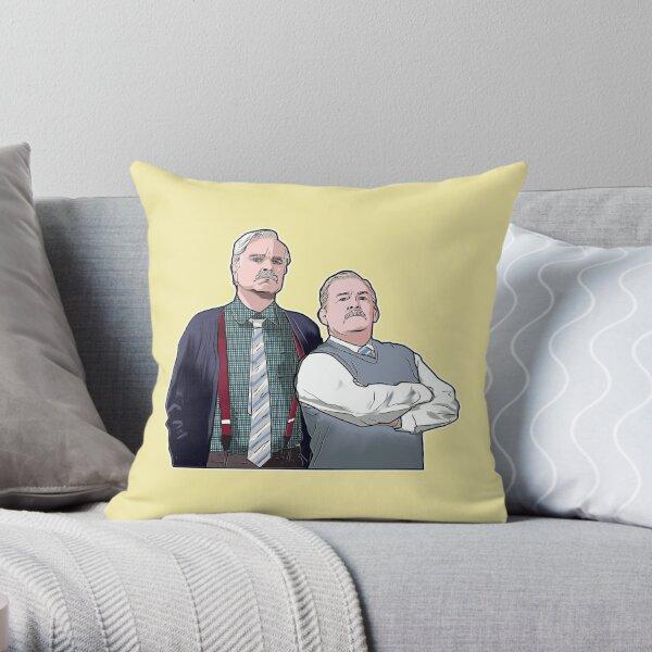 Still Game Throw Pillow