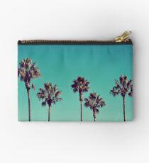 California Palm Trees Studio Pouch