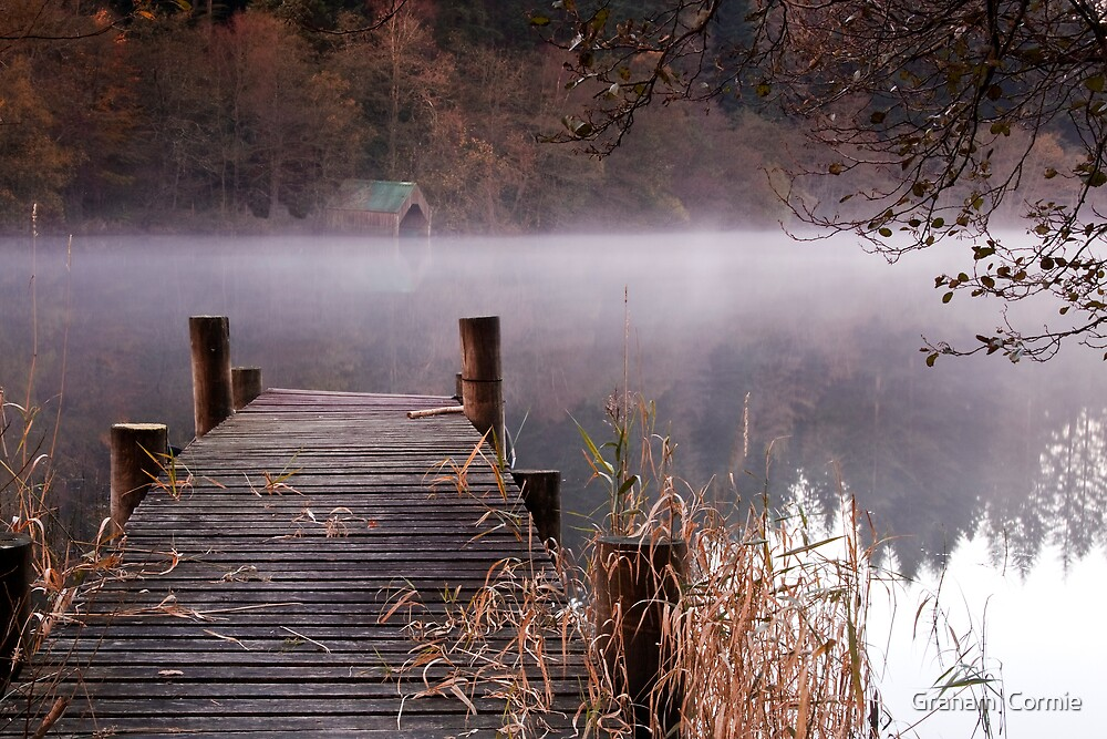 The Jetty by Graham  Cormie
