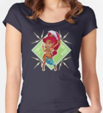 Urbosa's Fury is Ready Women's Fitted Scoop T-Shirt