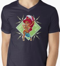 Urbosa's Fury is Ready Men's V-Neck T-Shirt