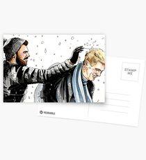 January 2018 Postcards