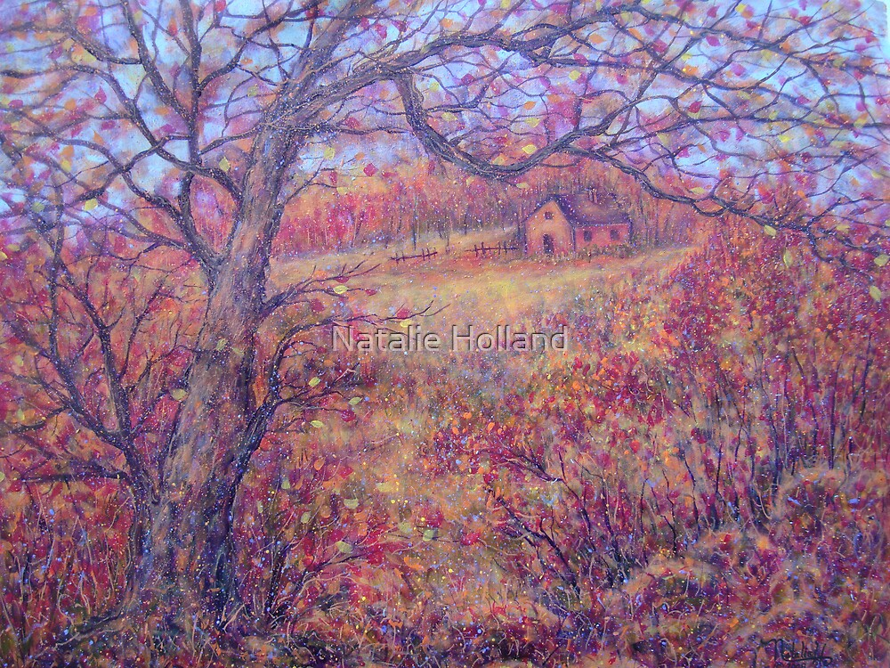 Beautiful Autumn by Natalie Holland