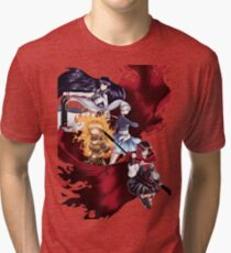 Team RWBY Tri-blend T-Shirt