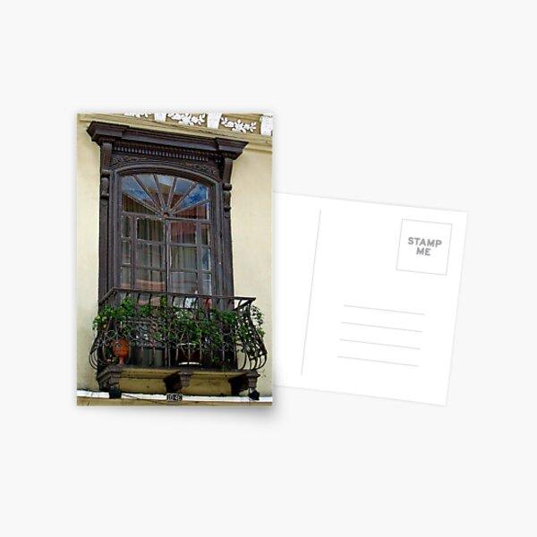 El Balcón Postcard