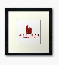 Wallace Corporation Merchendise Framed Print