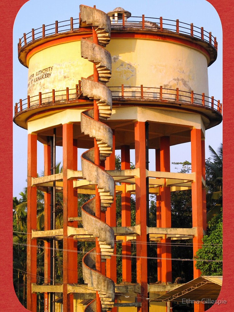 Water Tower  by ethna