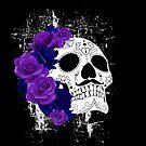 Mr. Skull & Roses by sebi01