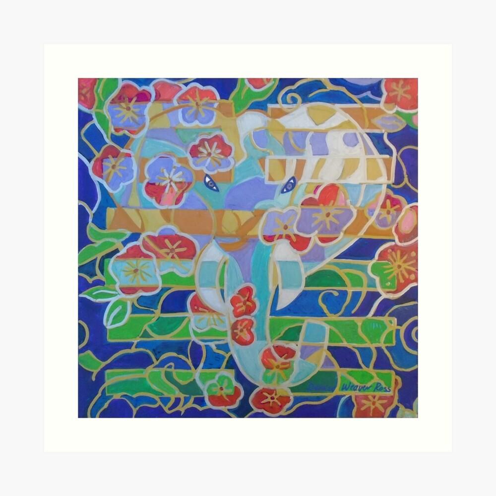 Hexagram 16: Yu (Enthusiasm) Art Print