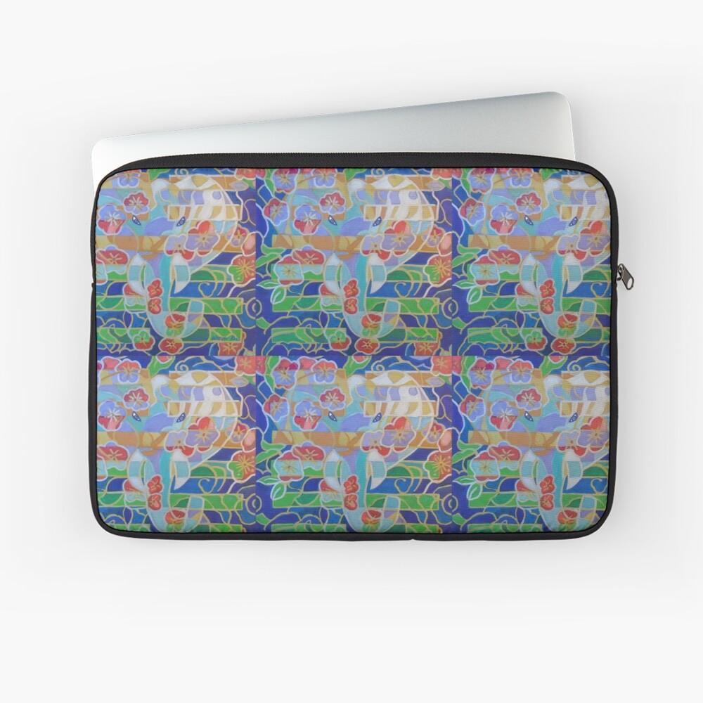 Hexagram 16: Yu (Enthusiasm) Laptop Sleeve