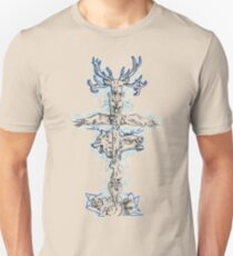 Winter Totem Unisex T-Shirt