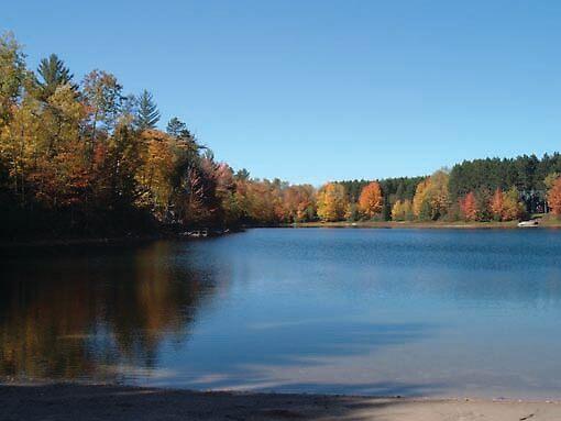 Buck Lake by JadeIris