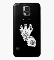 The Flame Alchemist Case/Skin for Samsung Galaxy