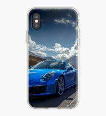 Porsche 911 on the Isle of Skye  iPhone Case
