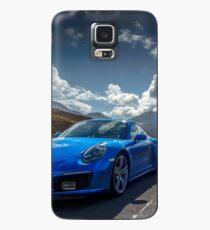 Porsche 911 on the Isle of Skye  Case/Skin for Samsung Galaxy