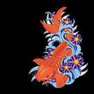 Koi Fish by sebi01