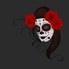Lady of the Dead by sebi01