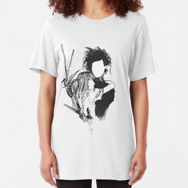 scissorhands Slim Fit T-Shirt