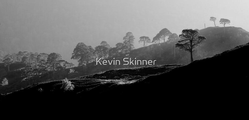 Strathfarrar - By Autumn Light by Kevin Skinner