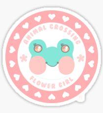 Animal crossing Lilly Sticker