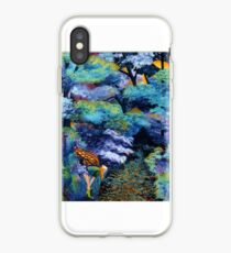 The haven of the Moon iPhone Case
