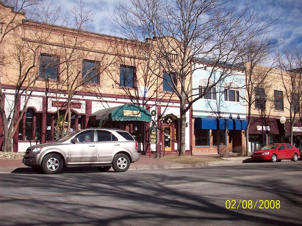 Old Colorado City, Colorado Springs by HungarianGypsy