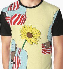Tyler, the Creator - Flower Boy Art Graphic T-Shirt