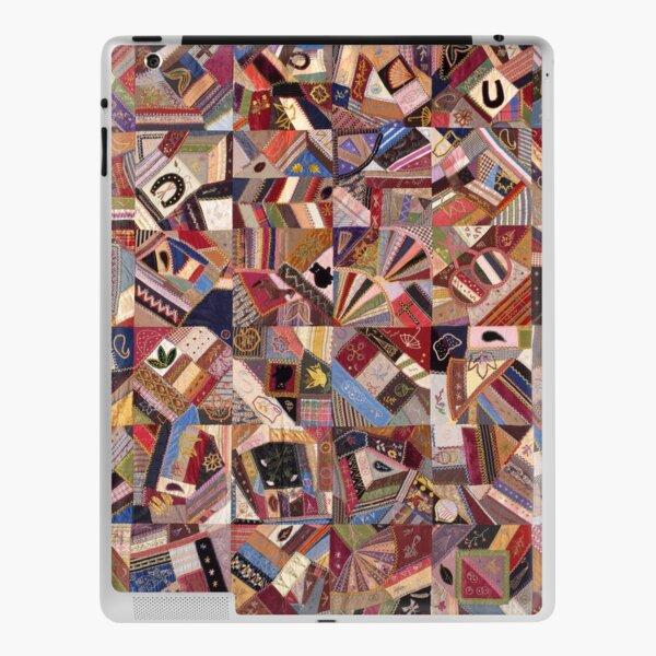 Crazy Quilt iPad Skin