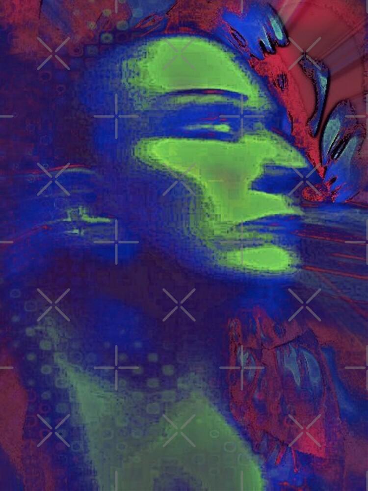 Disturbed #2 by DreddArt