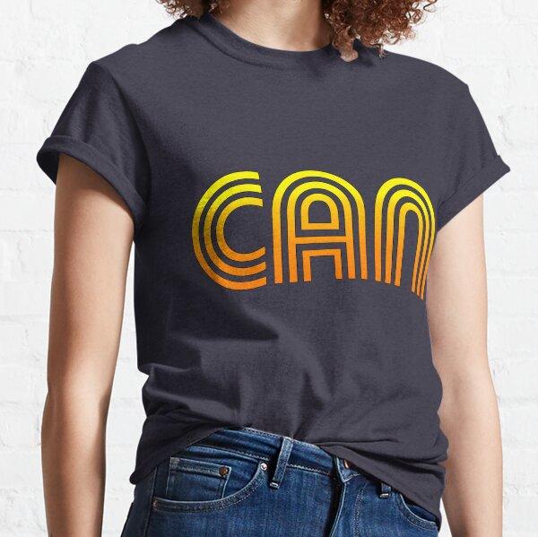 Can- krautrock logo Classic T-Shirt