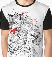 TWAU Smoke & Mirrors Graphic T-Shirt