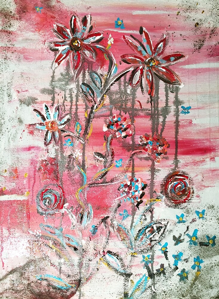 Blooming Emotions II by AstridS