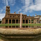 Werribee Mansion by JadeAnne