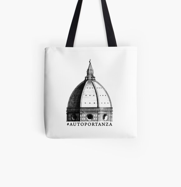 Autoportanza All Over Print Tote Bag