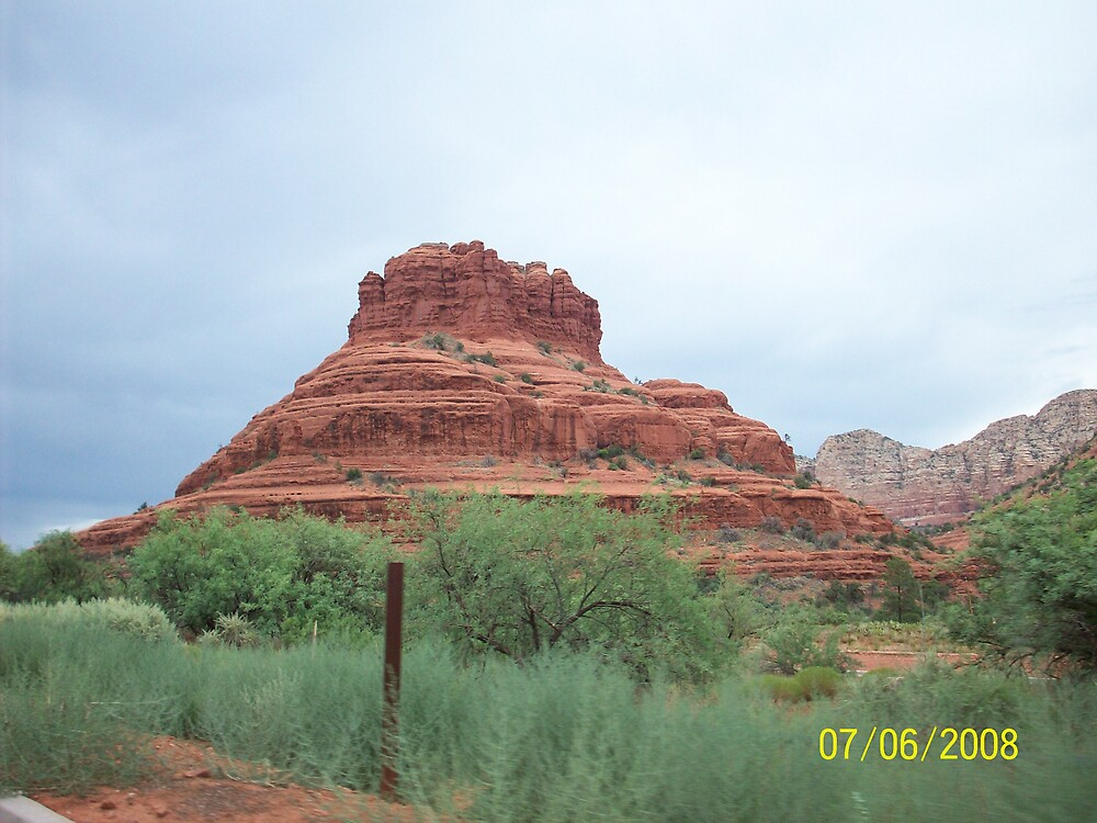 Sedona, Arizona by HungarianGypsy