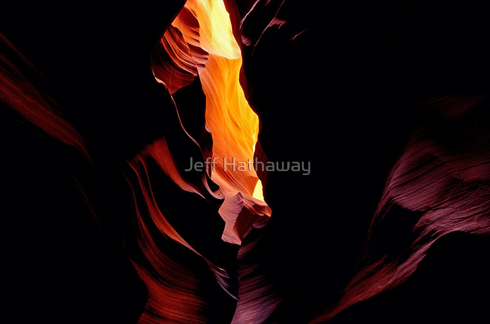 Canyon Light by Jeff Hathaway