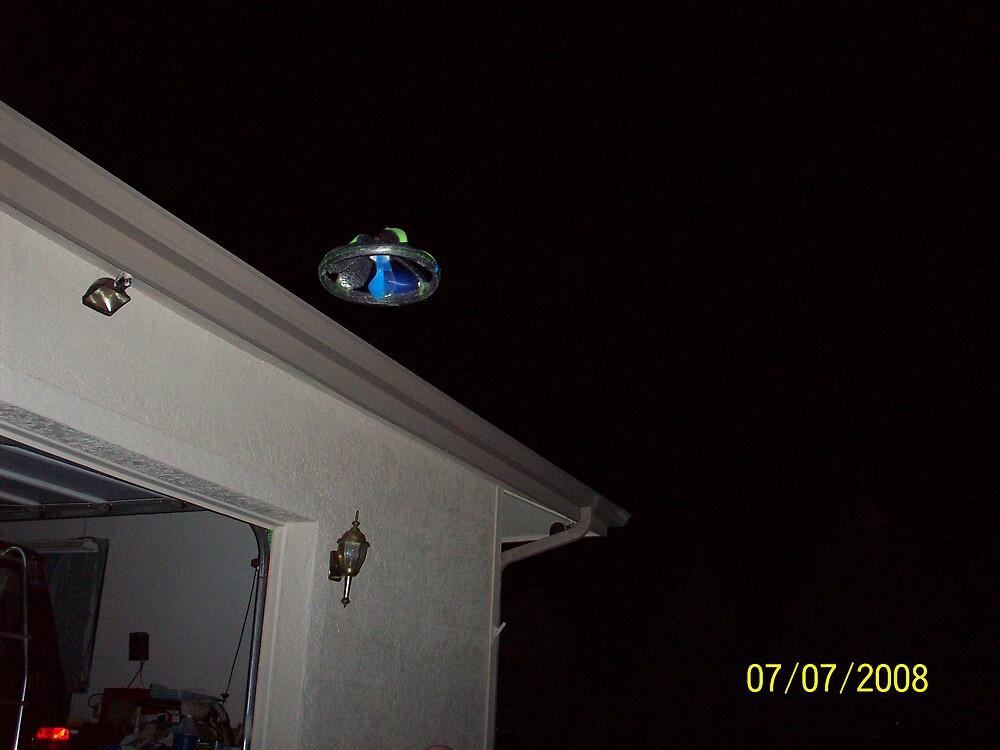 Flying Saucer, Prescott, Arizona by HungarianGypsy