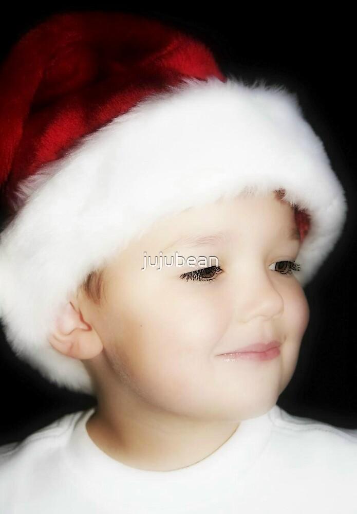Santa baby by jujubean