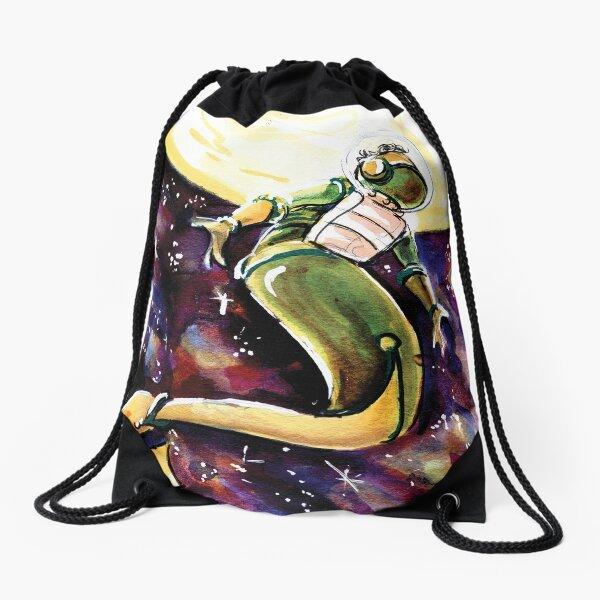 Awed Drawstring Bag