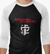 Metal Young Factory Men's Baseball ¾ T-Shirt